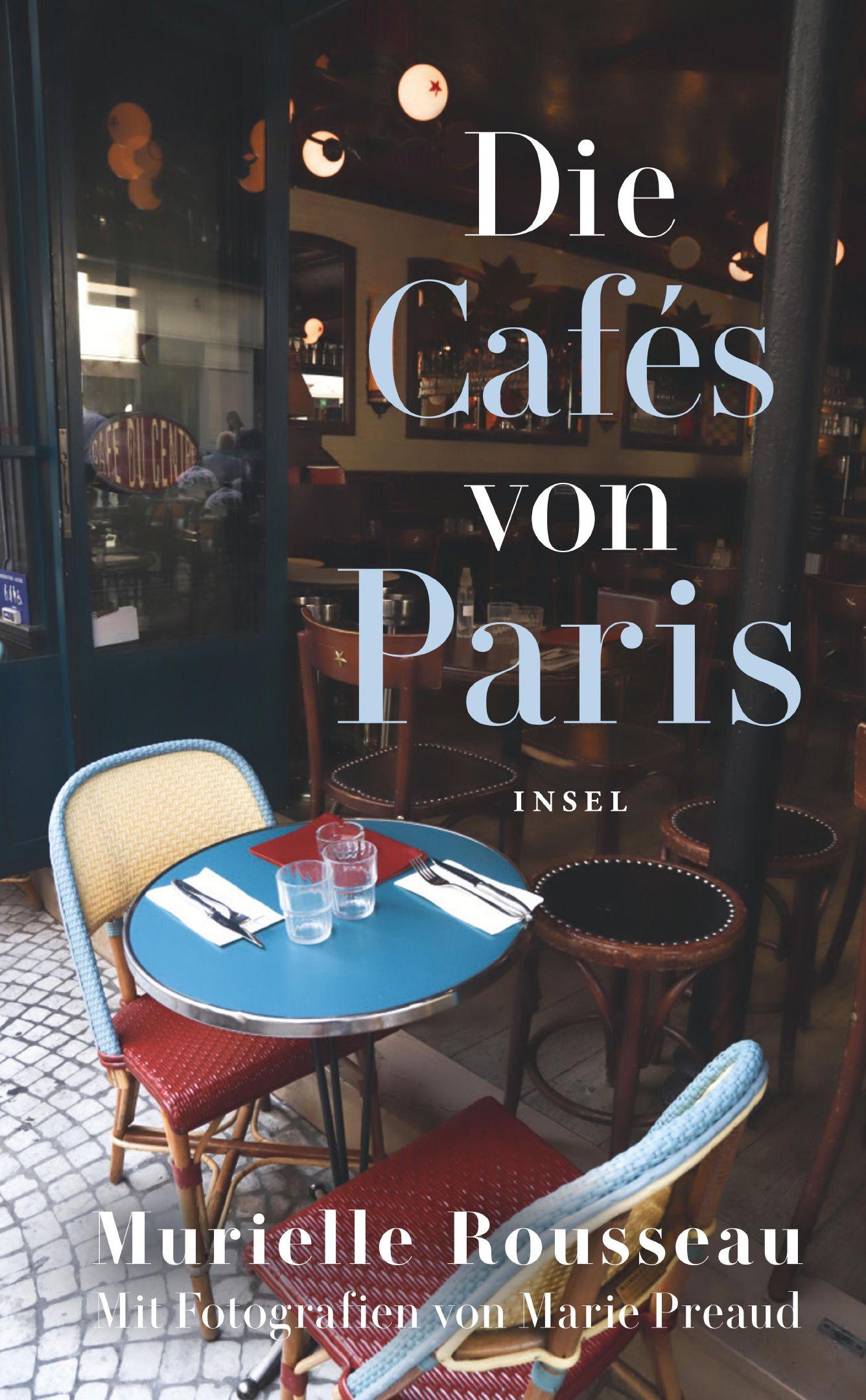 Gewinnspiel: Die Cafés von Paris
